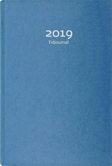 Kalender 2019 Tidjournal blå 1