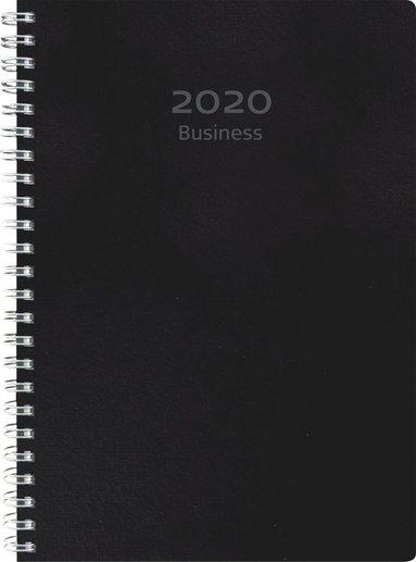 Kalender 2020 Business refill svart 1