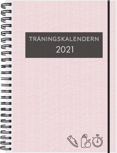 Kalender 2021 A5 Träningskalendern 1