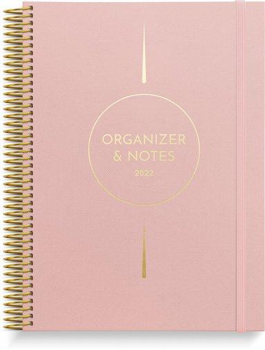 Kalender 2022 Organizer & Notes 1