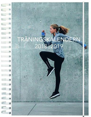 Kalender 18-19 A5 Träningskalendern