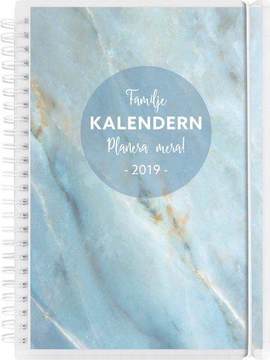 Kalender 2019 A5 Planera mera 1