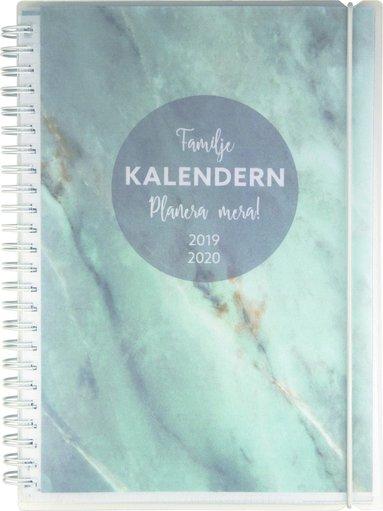 Kalender 2019-2020 Planera mera 1