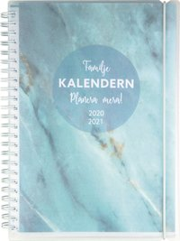 Kalender 2020-2021 Planera mera