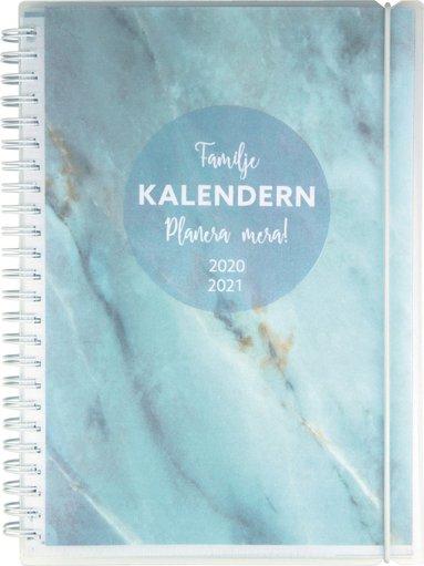 Kalender 2020-2021 Planera mera 1