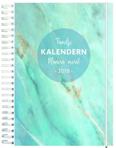 Kalender 18-19 Planera mera