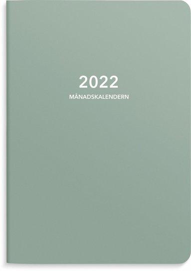 Kalender 2022 A5 Månadskalendern