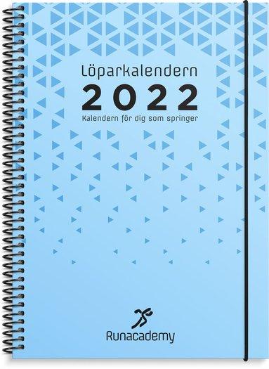 Kalender 2022 Löparkalendern