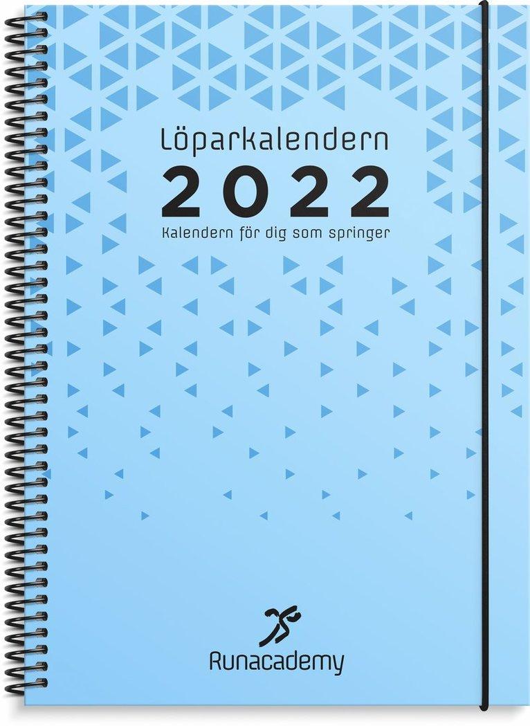 Kalender 2022 Löparkalendern 1
