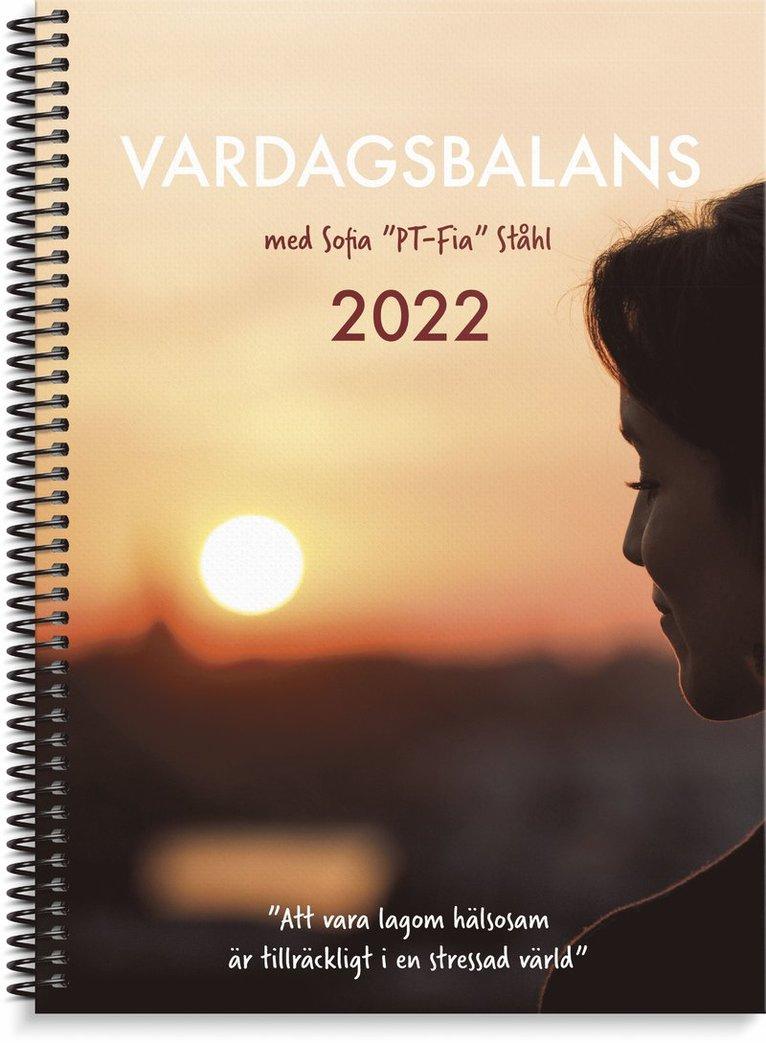 Kalender 2022 Vardagsbalans - Sofia PT-Fia Ståhl 1