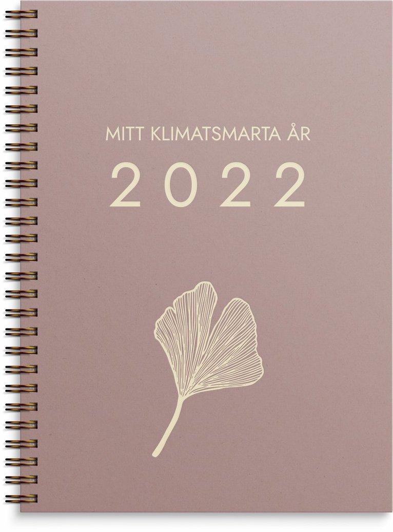 Kalender 2022 Mitt klimatsmarta år 1