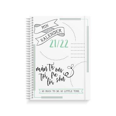 Kalender 2021-2022 Doodle II 1