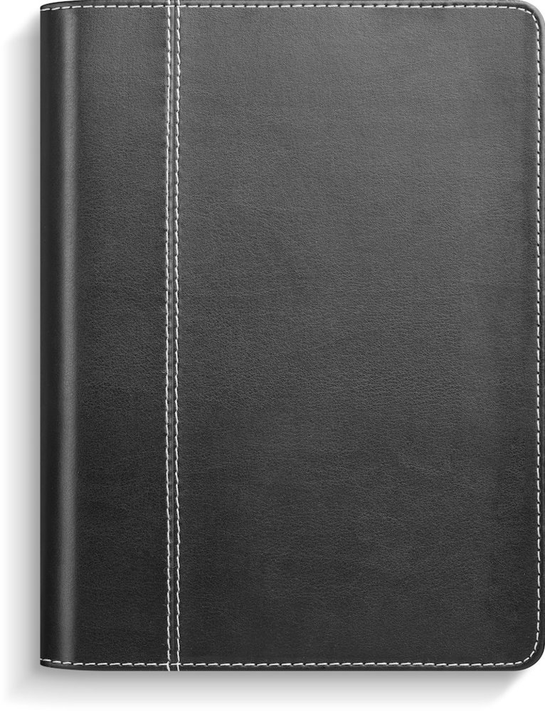 Kalender 2022 Lilla Noteskalendern konstläder svart 1