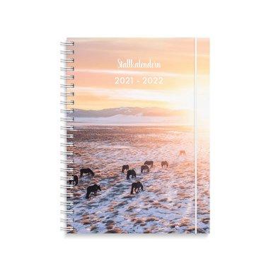 Kalender 2021-2022 Stallkalendern 1