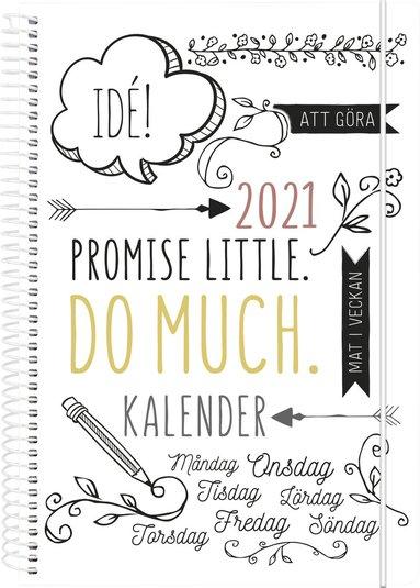 Kalender 2021 Doodle 1