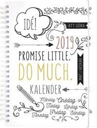 Kalender 2019 Veckoplanering Doodle