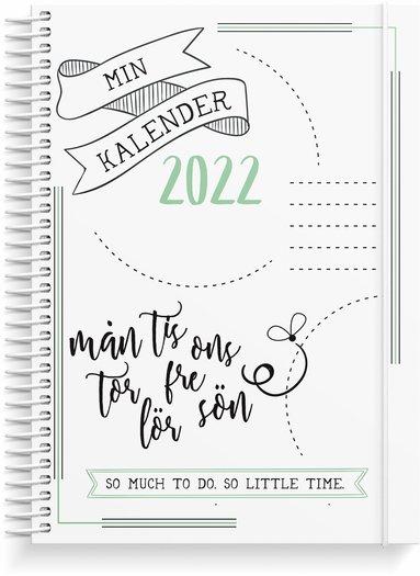 Kalender 2022 Doodle II