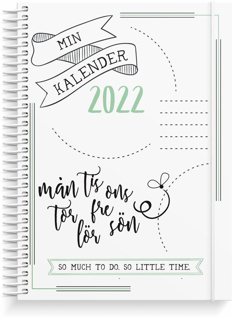 Kalender 2022 Doodle II 1