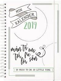 Kalender 2019 Doodle II