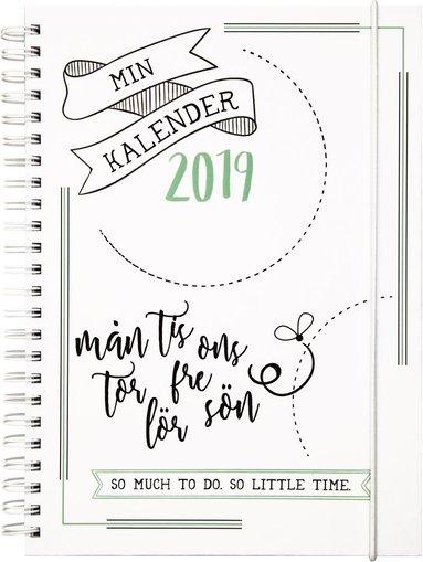 Kalender 2019 Doodle II 1