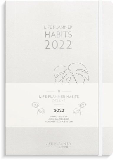 Kalender 2022 Life Planner Habits Deluxe