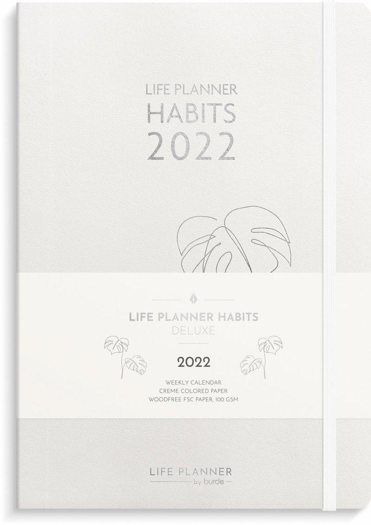 Kalender 2022 Life Planner Habits Deluxe 1