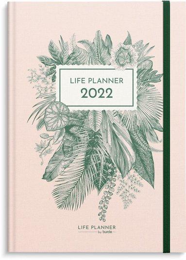 Kalender 2022 Life Planner Lemur