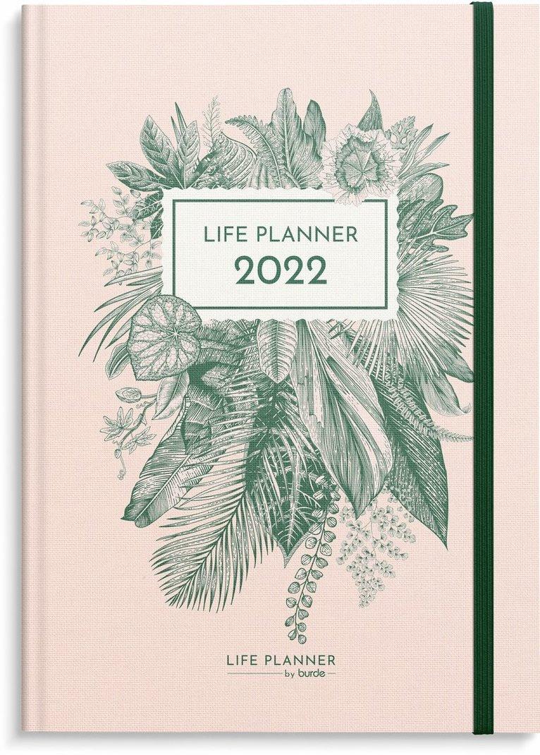 Kalender 2022 Life Planner Lemur 1