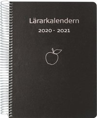 Lärarkalendern 2020-2021 svart