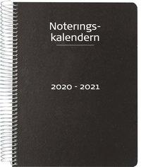 Kalender 2020-2021 Noteringskalendern för lärare