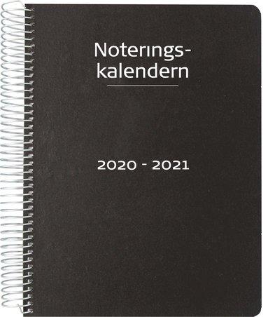 Kalender 2020-2021 Noteringskalendern för lärare 1