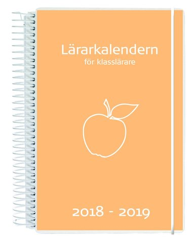 Kalender 18-19 Lärarkalendern Klasslärare 1