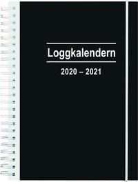 Kalender 2020-2021 A6 Loggkalendern