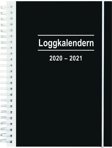 Kalender 2020-2021 A6 Loggkalendern 1