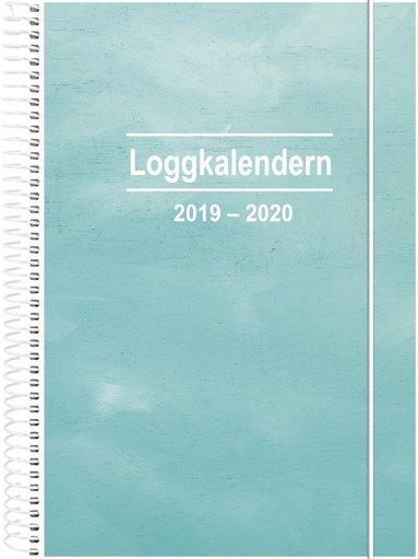 Kalender 2019-2020 A5 Loggkalendern 1
