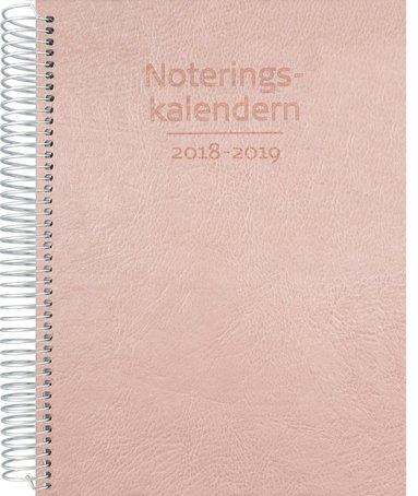 Kalender 18-19 Noteringskalendern 1