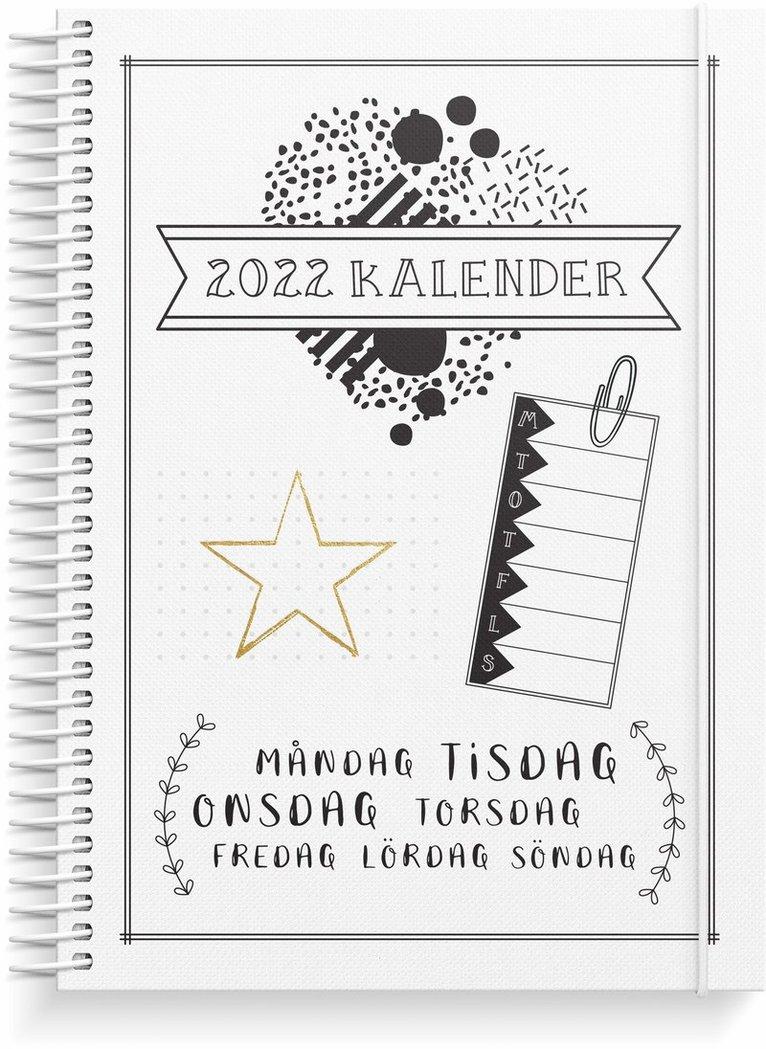 Kalender 2022 Doodle III 1