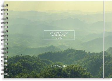 Kalender 2022 Life Planner Ambitions