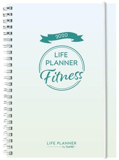 Kalender 2020 A5 Life Planner Fitness Week 1