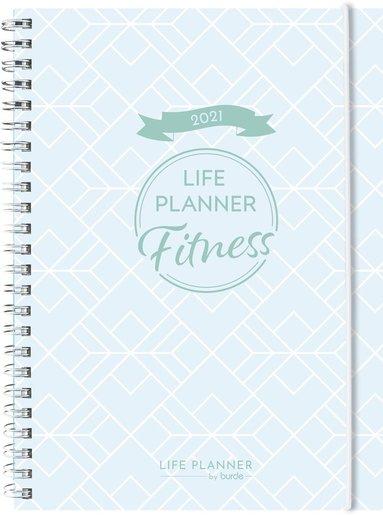 Kalender 2021 A6 Life Planner Week Fitness  1
