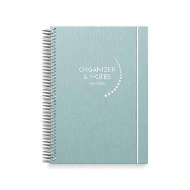 Kalender 2021-2022 Organizer & Notes 1