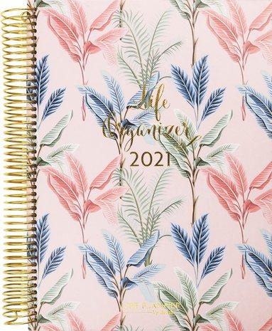 Kalender 2021 Life Organizer palmer 1