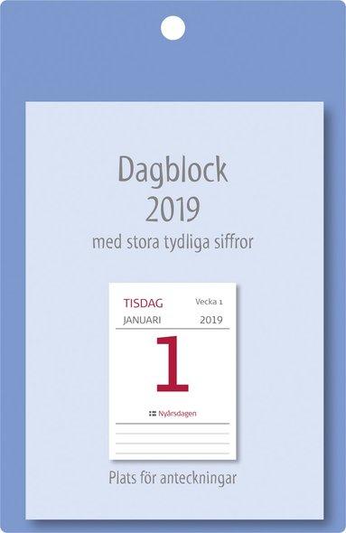 Dagblock 2019 XL 1