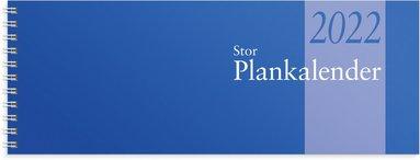 Bordskalender 2022 Stor Plankalender spiral