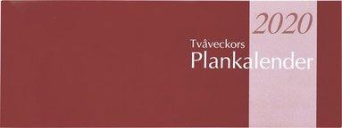 Bordskalender 2020 Tvåveckors Plankalender 1