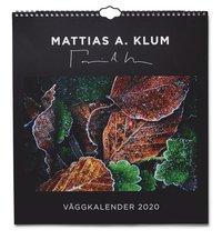 Väggkalender 2020 Mattias A. Klum