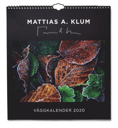 Väggkalender 2020 Mattias A. Klum 1