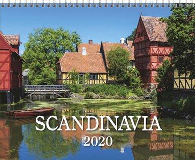 Väggkalender 2020 Scandinavia 1