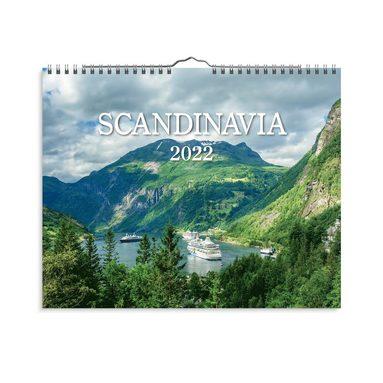 Väggkalender 2022 Scandinavia  1