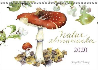 Väggkalender 2020 Naturalmanacka 1
